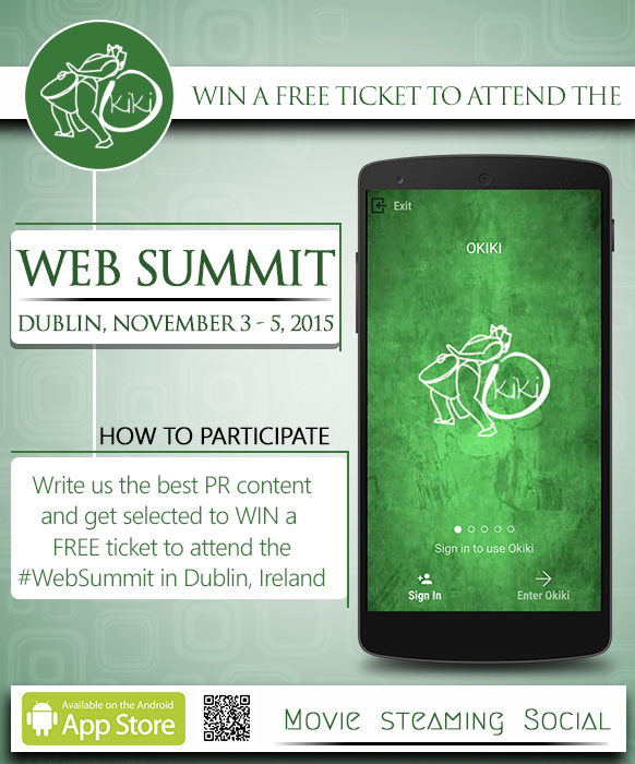 web summit competitions