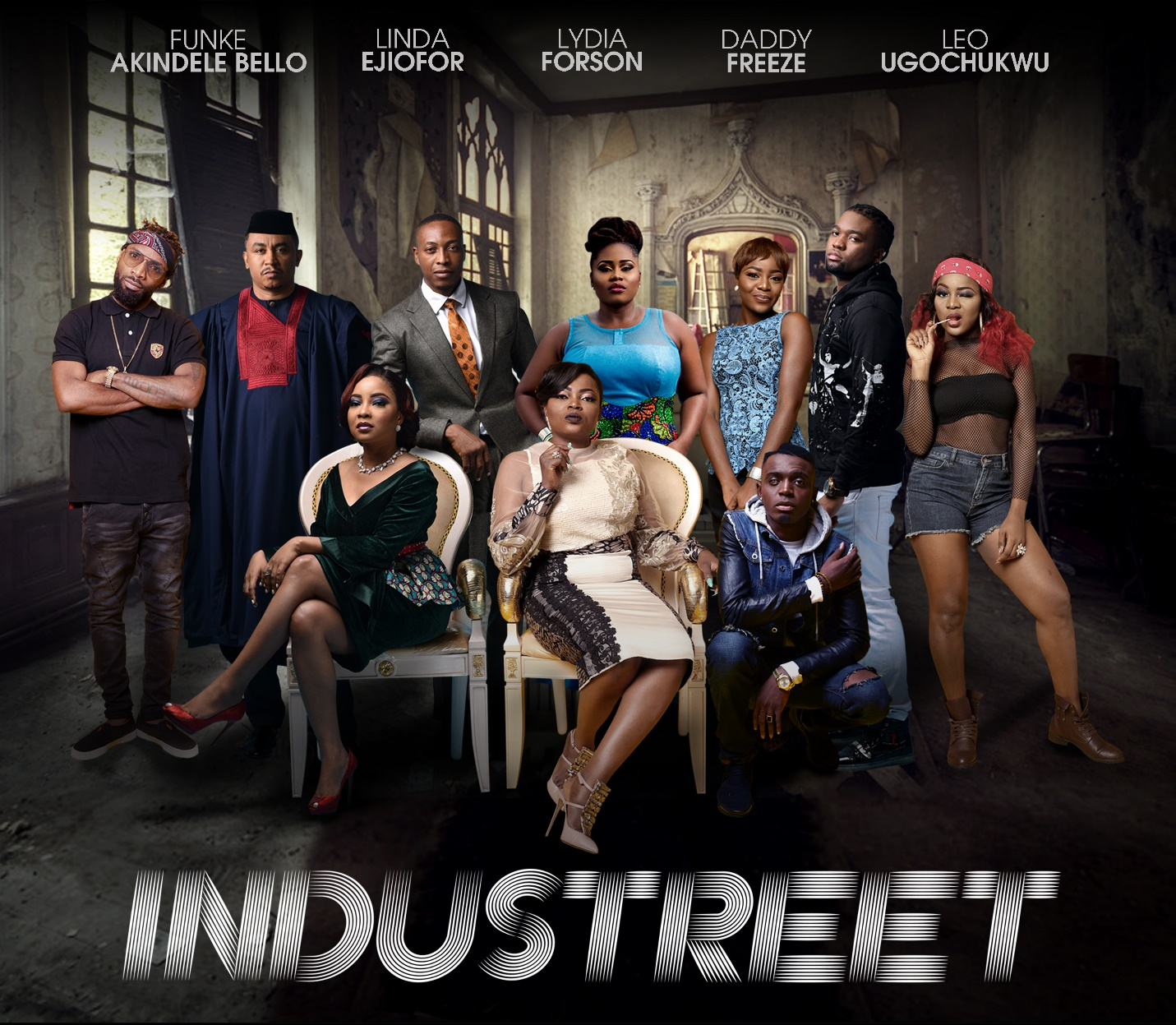 industreet okiki movie