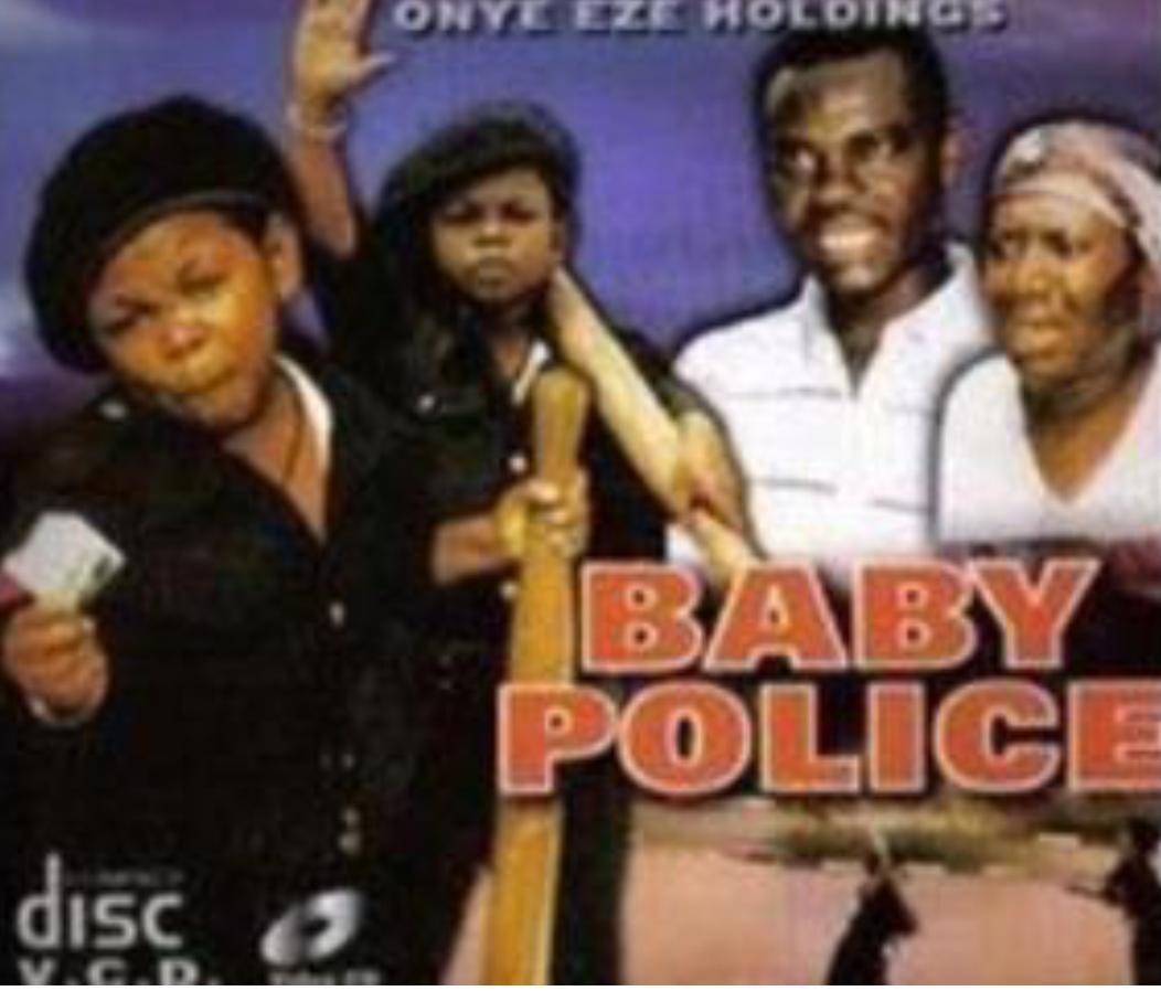 Baby Police | okikiApp